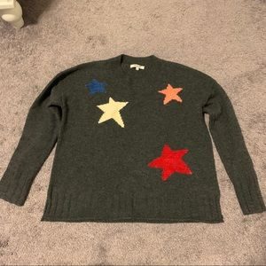 Madewell Starry Night Pullover Sweater